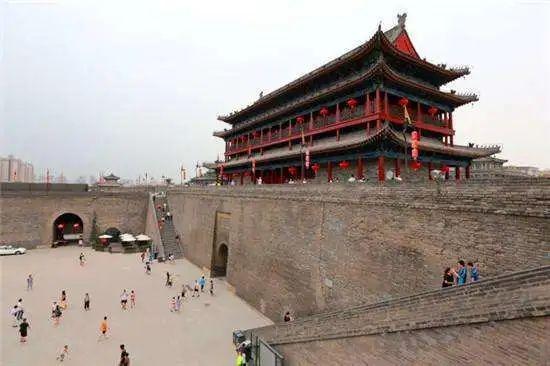 近景摄影测量:西安古城墙数字化建设应用介绍